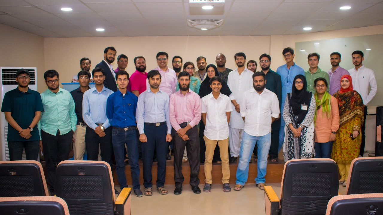 Business Plan workshop conducted by NDT Centre
